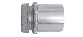 ARMORED CABLE FEEDER MC CONNECTOR