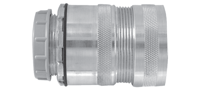 Jacketed MC Connector