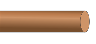 BARE COPPER SOLID CONDUCTOR
